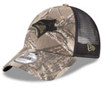 Toronto Blue Jays Realtree Trucker 9FORTY Adjustable Hat by New Era