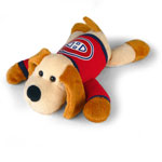 Montreal Canadiens 12'' Plush Team Dog by Plushland