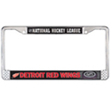 Wincraft Detroit Red Wings Metal License Plate Frame