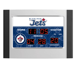 IAX Sports Winnipeg Jets Scoreboard Alarm Clock