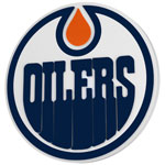 Edmonton Oilers EVA Foam 3D Wall Sign by Foamheads