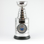 Edmonton Oilers 1984 Mini Stanley Cup Replica Trophy by Hunter