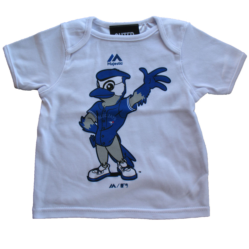 Toronto Blue Jays Infant Mascot T-Shirt by Majestic