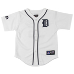 Detroit Tigers Infant Replica Home Jersey by Majestic