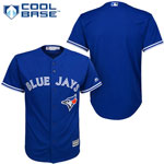Toronto Blue Jays Youth Cool Base Replica Alternate Jersey by Majestic