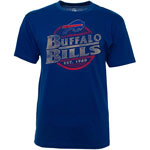 Buffalo Bills Men's Coil T-Shirt by Old Time