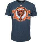 Chicago Bears Men's Huddle T-Shirt by Old Time