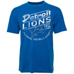 Detroit Lions Men's Journey T-Shirt by Old Time