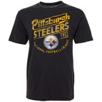 Pittsburgh Steelers Men's Journey T-Shirt by Old Time