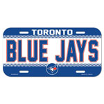 Wincraft Toronto Blue Jays Plastic License Plate