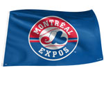 Montreal Expos 3'x5' Flag by Sports Vault