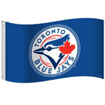 Toronto Blue Jays 3'x5' Flag by Hunter