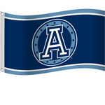 Toronto Argonauts 3'x5' Flag by Sports Vault
