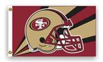 Fremont Die San Francisco 49ers 3'x5' Flag