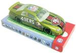 San Francisco 49ers Diecast Car