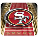 Hunter Manufacturing San Francisco 49ers Mouse Pad