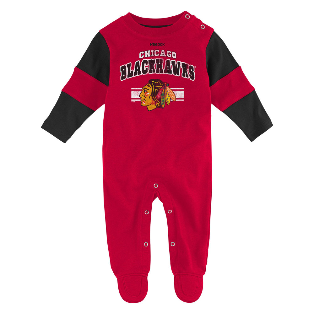 e3ead4db9e6 TheSportsDen.ca: Chicago Blackhawks Newborn Team Believer Long ...