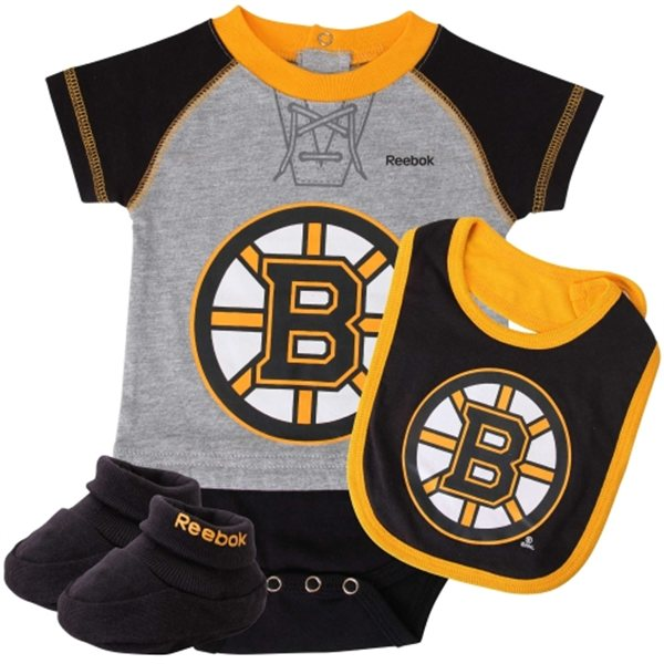 TheSportsDen.ca  Boston Bruins Baby Raglan Creeper d3a76a070