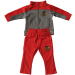 Chicago Blackhawks Infant Trainer Zip-Up Jacket & Pant Set by Reebok
