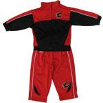 Calgary Flames Infant Zip-Up Jacket & Pant Set by Reebok