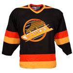 Vancouver Canucks Vintage 1989 Replica Away Jersey by CCM