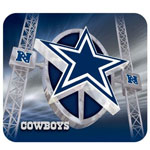 Dallas Cowboys Mouse Pad by Hunter