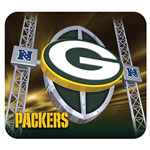 Hunter Manufacturing Green Bay Packers Mouse Pad