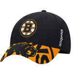Boston Bruins Youth 2015 Official Draft Day Hat by Reebok