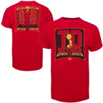 Toronto Raptors TO-Gether 2019 NBA Champions Roster T-Shirt by '47
