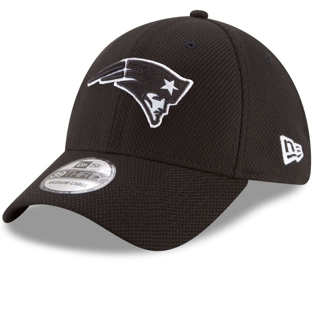 TheSportsDen.ca  New England Patriots Black White Tone Tech 39THIRTY ... 2acfc13f4