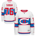 Montreal Canadiens P.K. Subban Winter Classic 2016 Premier Replica Jersey by Reebok