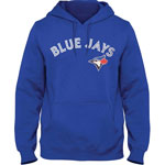 Toronto Blue Jays Texas Leaguer Pullover Fleece Hoodie by Bulletin