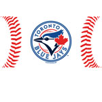 Toronto Blue Jays Beach Towel by Hunter