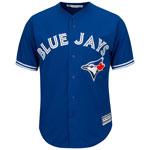 Toronto Blue Jays Cool Base Replica Alternate Jersey by Majestic