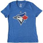 Toronto Blue Jays Girls Youth Soft Logo T-Shirt by Majestic