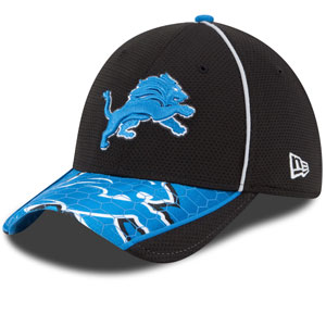 e130a745c TheSportsDen.ca: Detroit Lions Hex Charge Performance Stretch Fit ...