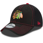 Chicago Blackhawks Crux Line Neo 39THIRTY Stretch Fit Hat by New Era