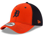 Detroit Tigers Child/Youth Team Front Neo 39THIRTY Stretch Fit Hat by New Era