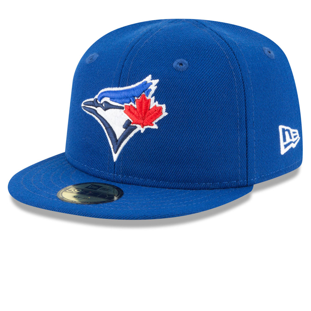 a572f4c4924162 Toronto Blue Jays Infant Authentic Collection On-Field My First 59FIFTY  Fitted Hat