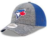 Toronto Blue Jays Shadow Turn 9FORTY Adjustable Hat by New Era