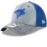 Toronto Blue Jays Shadow Flect Neo 39THIRTY Stretch Fit Hat by New Era
