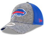 Buffalo Bills Shadow Turn 9FORTY Adjustable Hat by New Era