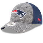 New England Patriots Shadow Turn 9FORTY Adjustable Hat by New Era