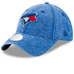 Toronto Blue Jays Women's Vintage Flair 9TWENTY Adjustable Hat by New Era