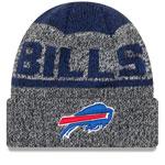 Buffalo Bills Layered Chill Cuffed Knit Hat by New Era