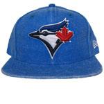 Toronto Blue Jays Rugged Canvas Snap 2 9FIFTY Adjustable Snapback Hat by New Era