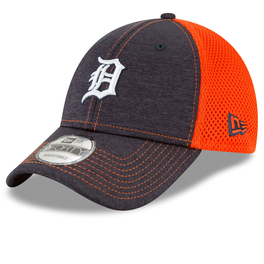 new york 43ddc 89568 ... new arrivals detroit tigers youth shadow turn 2 9forty adjustable hat  by new era 89fc9 21927