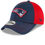 New England Patriots Surge Stitcher 9FORTY Adjustable Hat by New Era