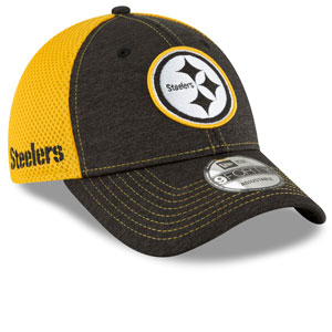 wholesale dealer 20f91 23f15 ... low price pittsburgh steelers surge stitcher 9forty adjustable hat by new  era 19f72 96289