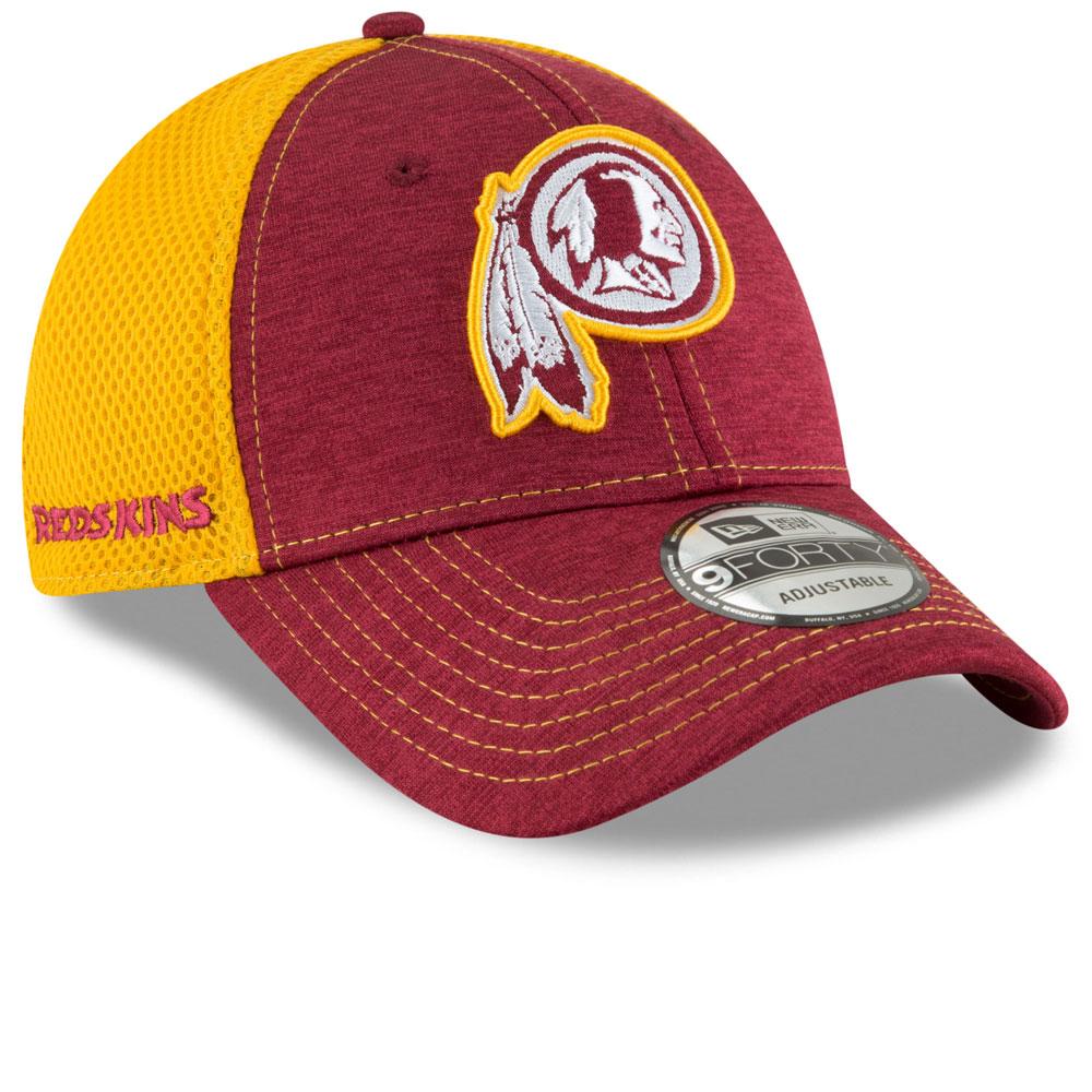 sale retailer 7a706 baf34 ... Washington Redskins Surge Stitcher 9FORTY Adjustable Hat by New Era ...